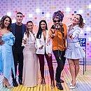 Carlinhos Brown, Claudia Leitte, Simone & Simaria,Thalita Rebouças e Andre Marques