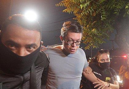 DJ Ivis é preso após vídeos que mostram agressões contra ex-mulher