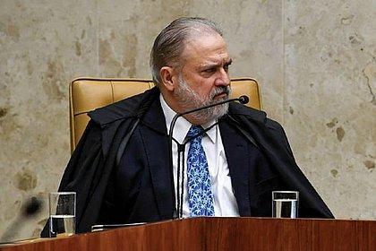 Governo publica indicação de Aras para recondução ao comando da PGR