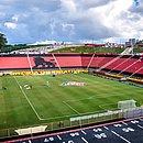 Vitória pode fazer a despedida do Barradão nesta sexta-feira (30); clube negocia mudar o mando de campo para Fonte Nova