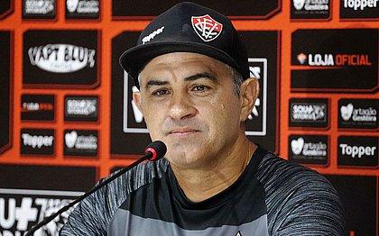 Marcelo Chamusca trabalhou no Vitória de janeiro a março de 2018