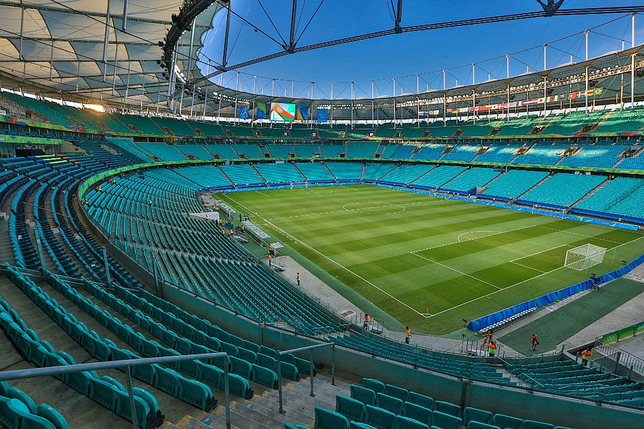 Palco da Copa América, Fonte Nova já sediou Olimpíada 2016, Copa do Mundo 2014 e Copa das Confederações 2013