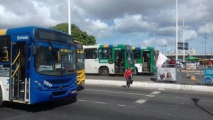 Trânsito é liberado na região do Iguatemi após duas horas de protesto