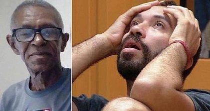 Pai de Gil, do BBB, reaparece após 15 anos: 'Só quero um abraço apertado'