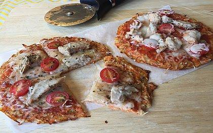 Receita: essa pizza low carb de cenoura é fácil de fazer em 30 minutos