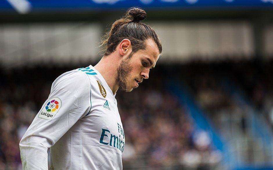 Bale atuou em apenas 20 jogos na temporada 2019/20 pelo Real Madrid