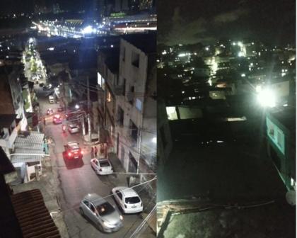 Polícia registra troca de tiros no bairro de Pernambués, em Salvador