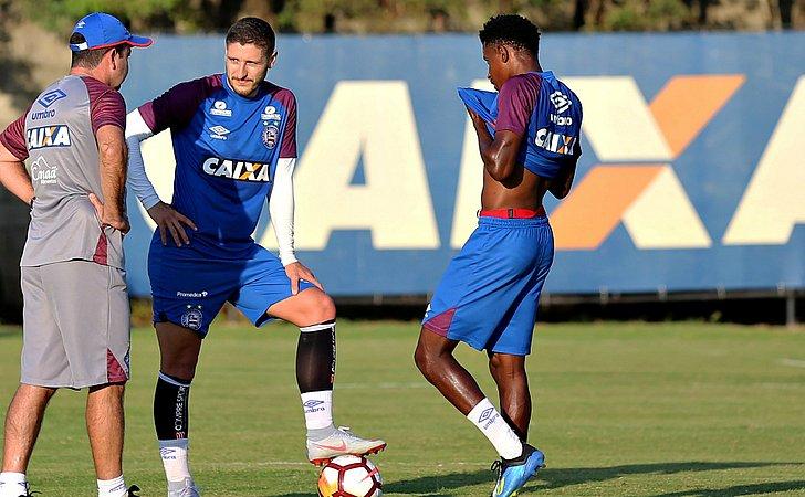 'Com o que tem de melhor', Bahia encara o Botafogo pela Sula