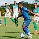 Bahia perdeu o jogo-treino contra o Fluminense de Feira