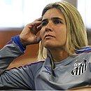 Emily Lima não é mais a técnica do Santos