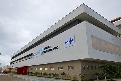 Hospital Metropolitano ganha mais 40 leitos para tratamento da covid-19