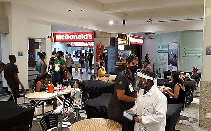 'Sensação de normalidade': clientes festejam fase 2 da reabertura