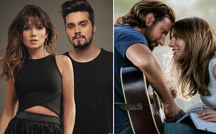 'Juntos e Shallow now': ouça o sucesso lançado por Paula Fernandes e Luan Santana