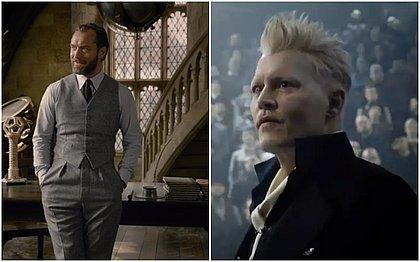 J.K. Rowling revela detalhes do romance de Dumbledore e Grindelwald
