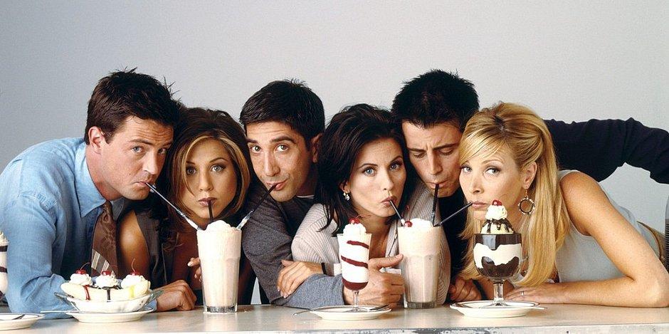 Série Friends será exibida no cinema
