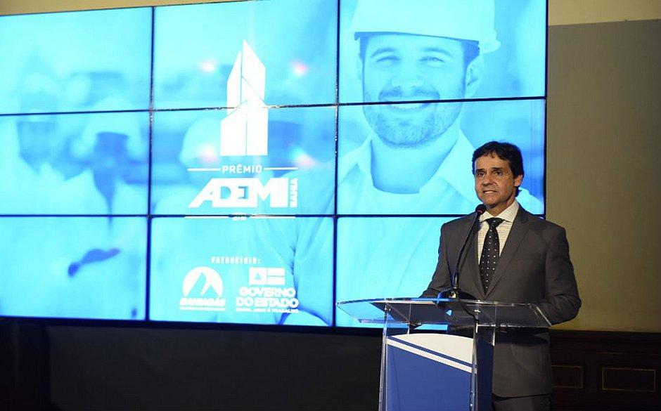 Cláudio Cunha, presidente da Ademi-BA, acredita que o cenário imobiliário será mais favorável que nos anos anteriores