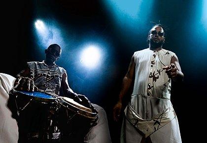 Xauim homenageia artistas negros em clipe com Jorjão Bafafé