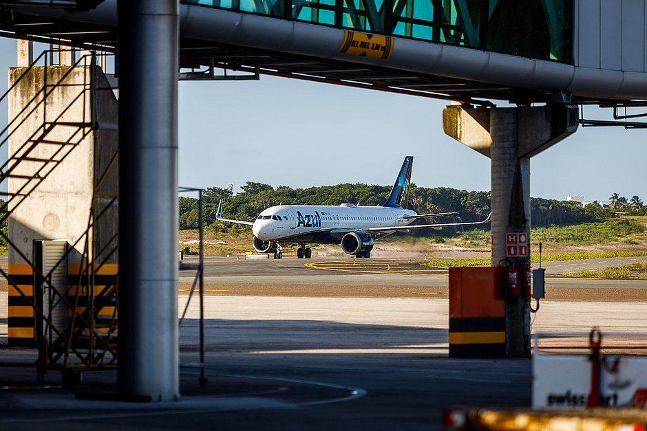 Salvador terá voos diretos para 33 destinos na alta temporada