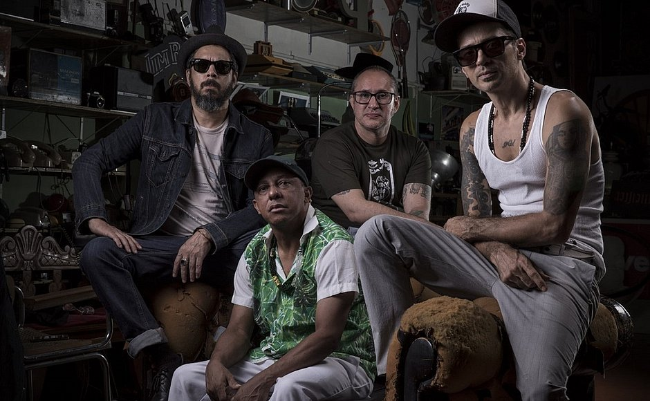 Nação Zumbi lança single 'Melhor Nem', que está em trilha de série da Globo