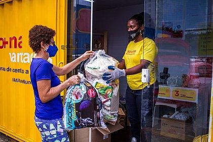 Casa So+ma da Pituba já está aberta a receber materiais recicláveis