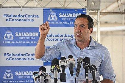 'Principal critério será o preparo', diz Bruno Reis sobre escolha de vice