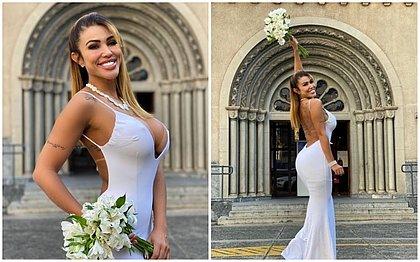 Brasileira se casa com ela mesmo para evitar traição: 'Homens não são fiéis'