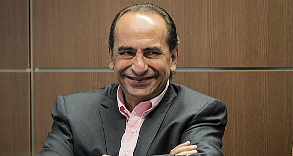 Kalil comandou o Atlético-MG, rival do Cruzeiro, durante seis anos