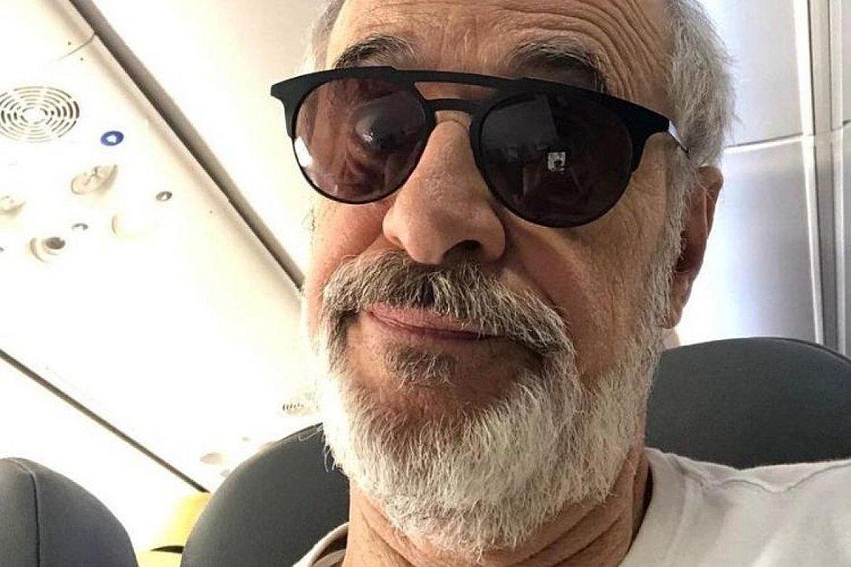 Marcos Caruso esclarece polêmica: 'Não assumi bissexualidade nenhuma'