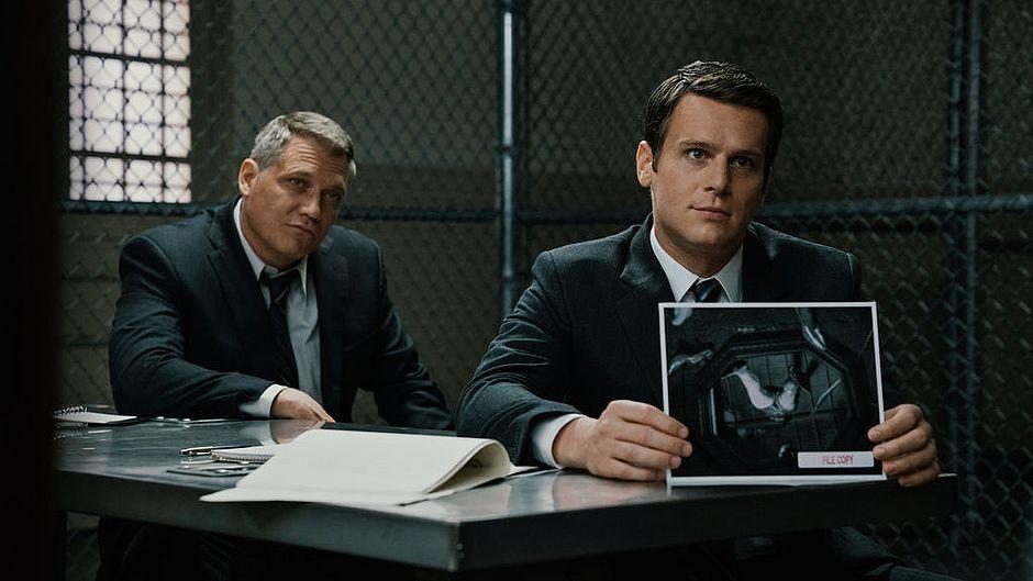 Série é baseada na história e livro do agente estadunidense John Douglas