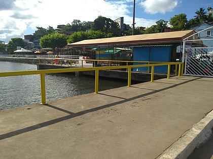 Governo assina contrato para construção de receptivo no Atracadouro de Camamu