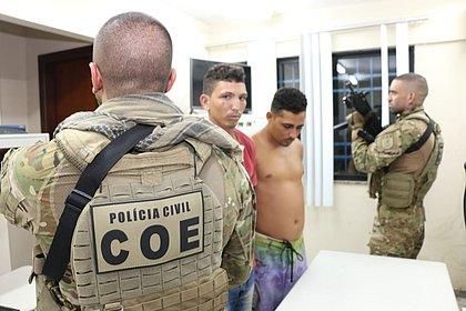 Gerentes do tráfico são presos em Vila de Abrantes