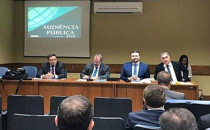 Manoel Vitório apresentou balanço das contas na Assembleia nesta terça (19)