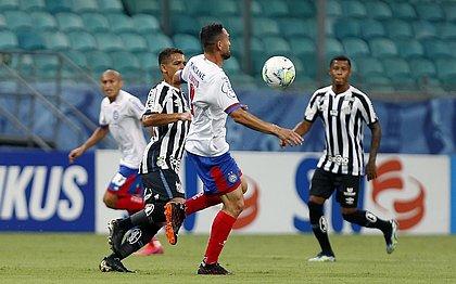 Bahia x Santos teve horário alterado pela CBF