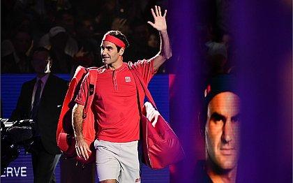 Após Masters de Paris, Federer também desiste de jogar a ATP Cup
