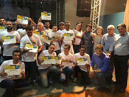 Bahia faz história em concurso mundialde café