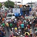Evento no ano retrasado levou multidão às ruas da Liberdade e Centro