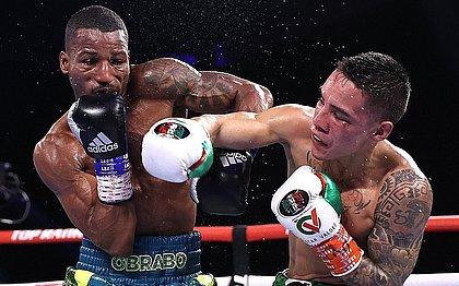 Para Popó, Robson Conceição venceu 11 dos 12 rounds contra Valdez