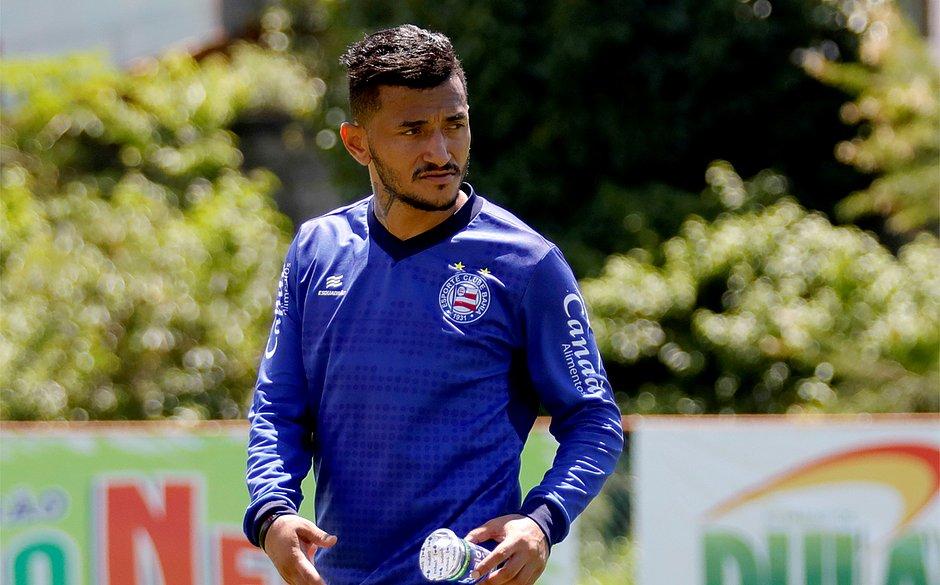 Rogério recebeu um puxão de orelha após criticar o técnico tricolor