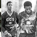 Bebeto, Dida, Júnior e Vampeta são crias da base que foram campeões do mundo