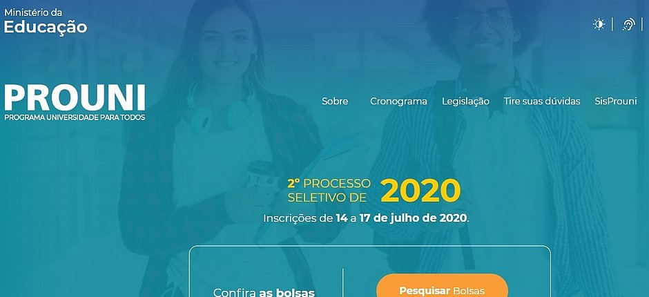 Salvador terá 7,6 mil bolsas no Prouni; inscrições começam nesta terça