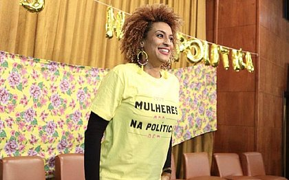 Corpo de vereadora Marielle Franco é sepultado no Rio