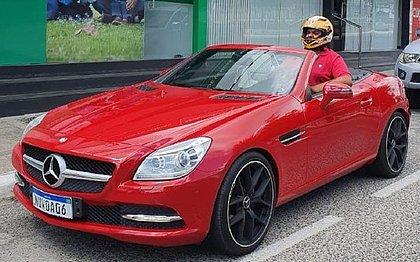 Paraibano descobre que 'não cabe' no carro após comprá-lo e viraliza na web