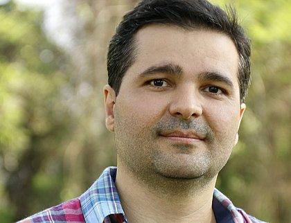Leonardo de Matos, criador do adubo orgânico Bosta em Lata