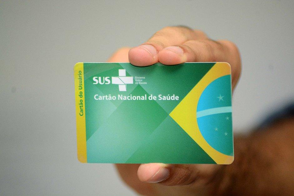 Cartão do SUS não será obrigatório para vacinação de covid-19