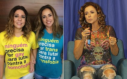 Daniela Mercury vai ao CNJ contra recurso da AGU que busca legitimar homofobia