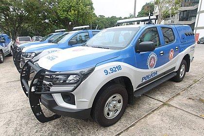 50 novas viaturas são entregues para a Polícia Militar da Bahia