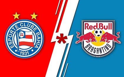 Bahia x Red Bull Bragantino: onde assistir, horário, escalações e arbitragem