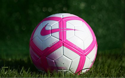 Bola na cor rosa será utilizada na 29ª rodada do Brasileirão e fará homenagem ao Outubro Rosa
