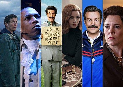 Nomandland, Hamilton, Borat, Gambito da Rainha, Ted Lasso e The Crown estão entre os indicados ao Globo de Ouro 2021