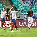Tricolor foi letal no primeiro tempo e não deu chances ao time peruano